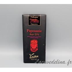 Tablette Chocolat Noir 72%...